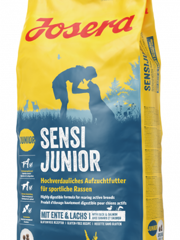 Josera Super Premium || Sensi Junior
