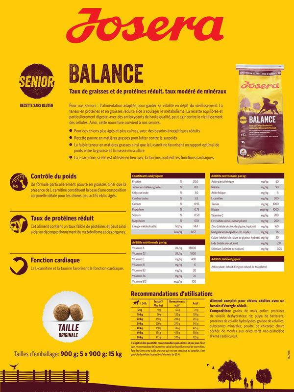 Josera Super Premium || Balance